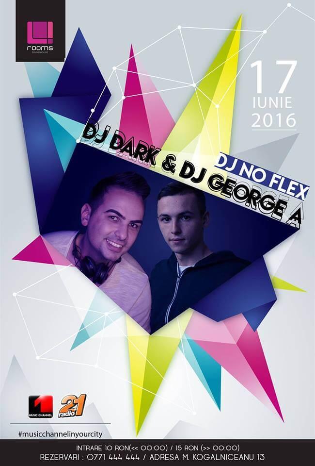 Dj Dark @ 4rooms Brasov