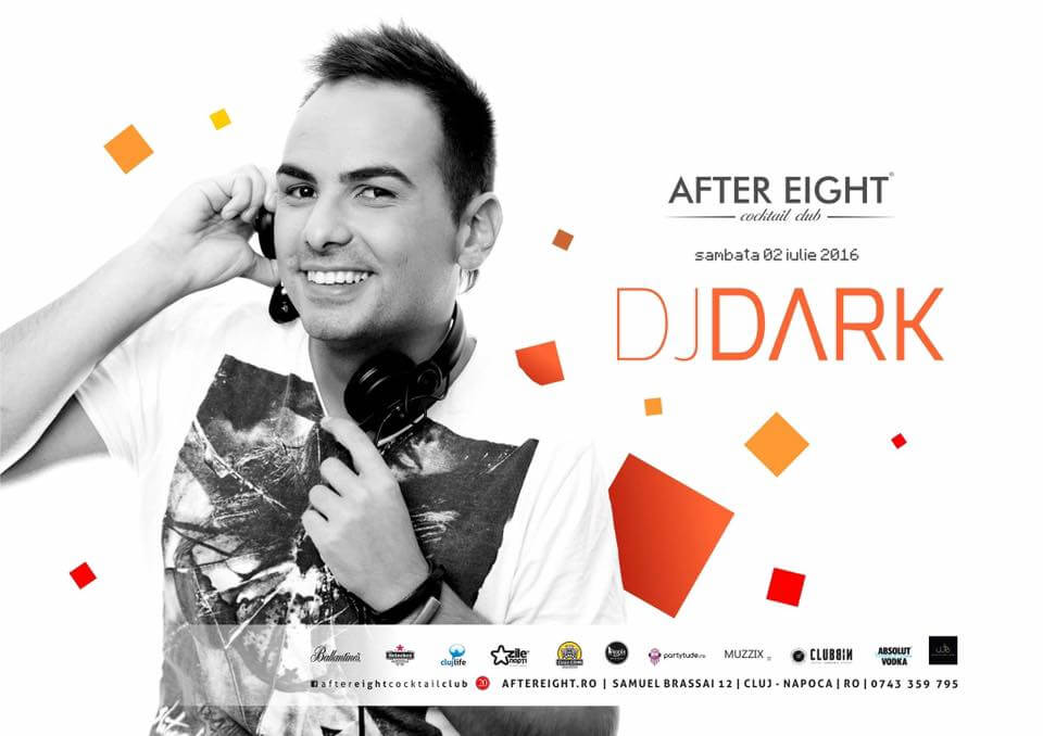 Dj Dark @ Club After Eight (Cluj-Napoca)