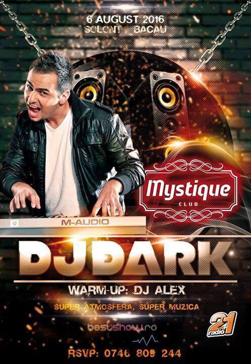 Dj Dark @ Mystique Club (Solont)