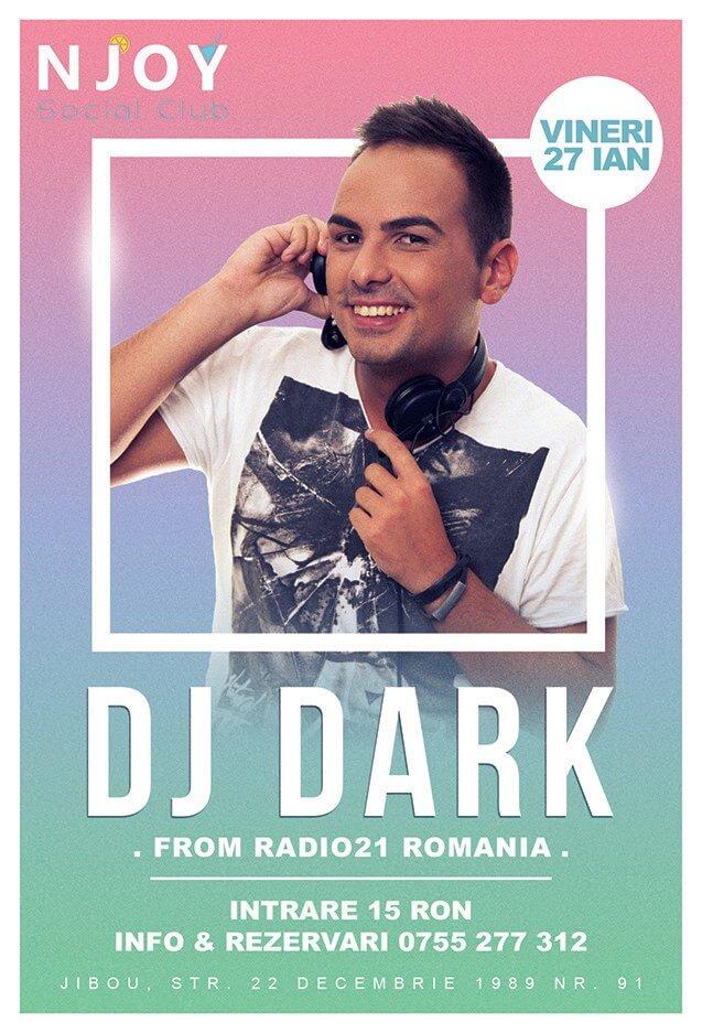 Dj Dark @ N-JOY Club (Jibou)