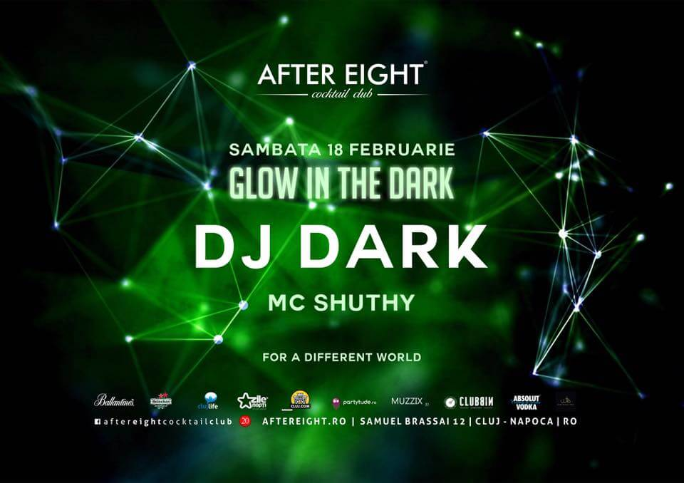 Dj Dark @ After Eight (Cluj-Napoca)