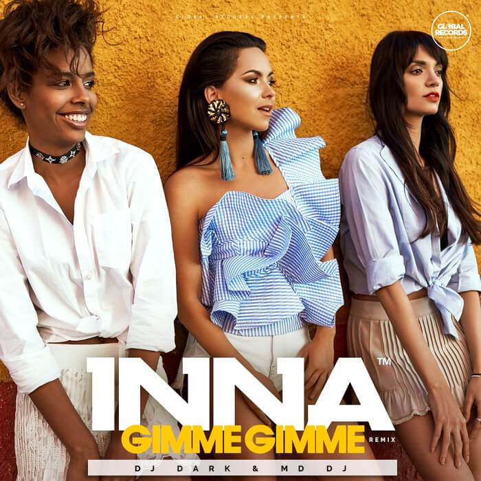 INNA - Gimme Gimme (Dj Dark & MD DJ Remix) [COVER]