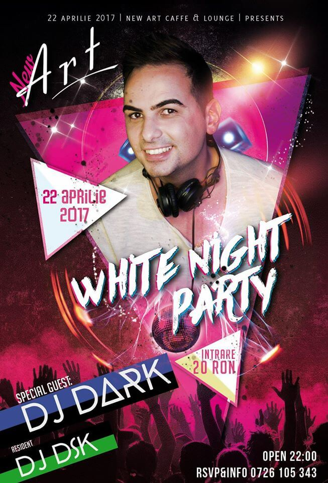 Dj Dark @ New Art Caffe (Pascani)