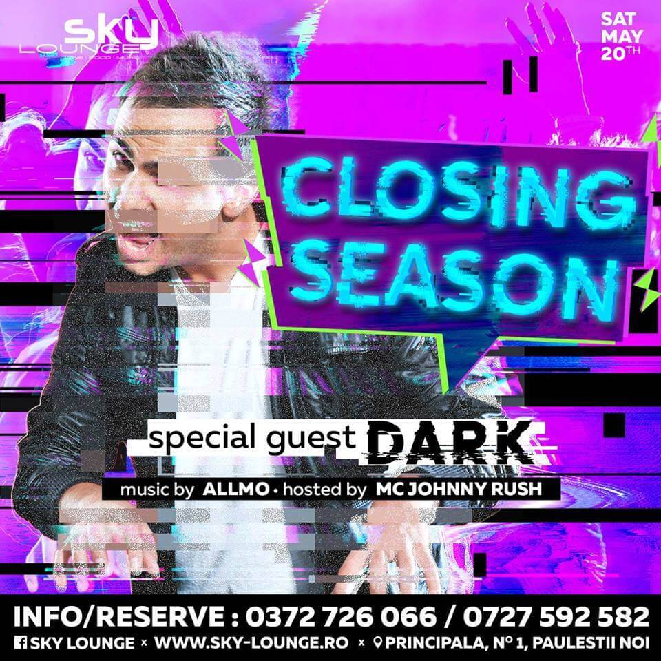DJ Dark @ Sky Lounge