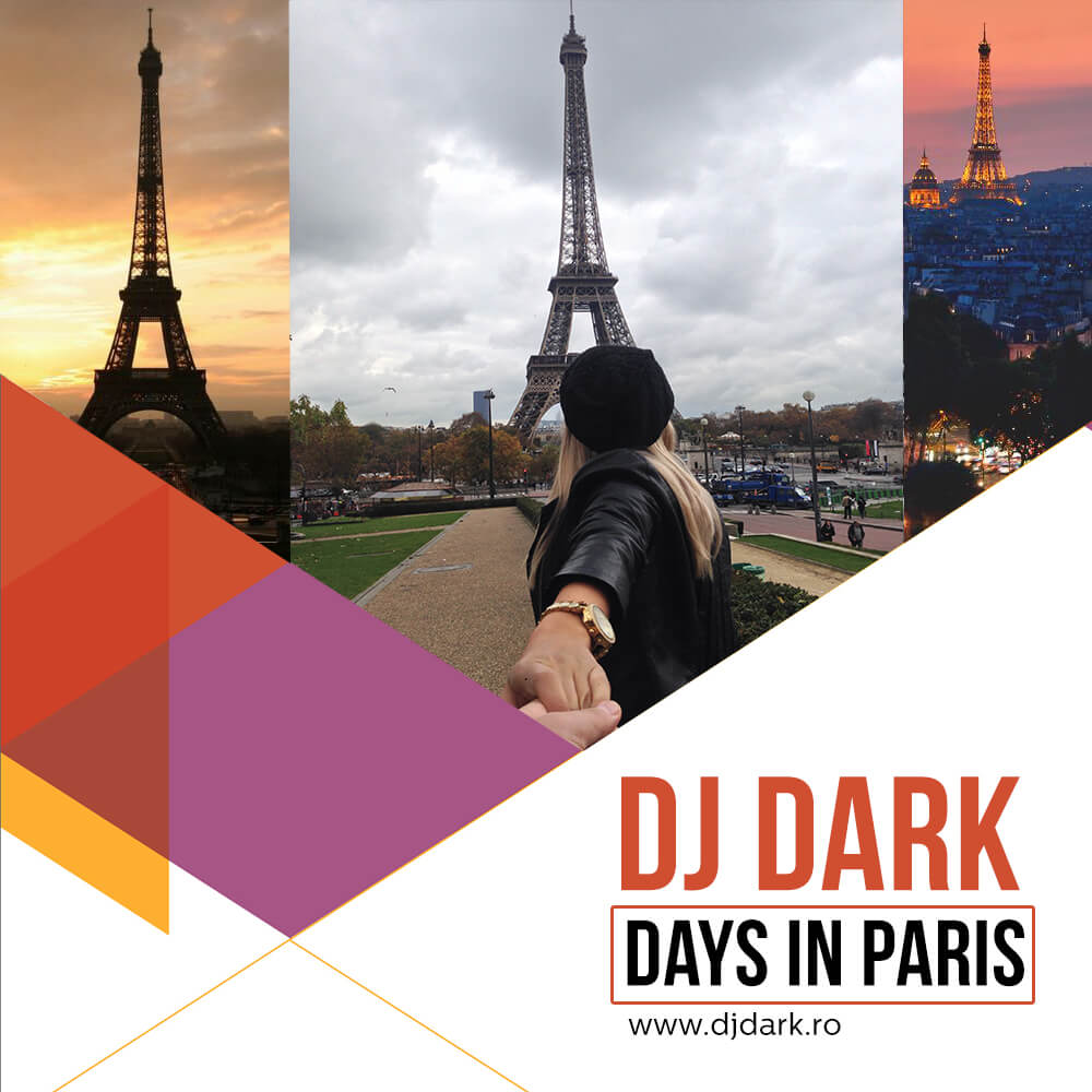 Dj Dark - Days in Paris (November 2014 Deep Mix)