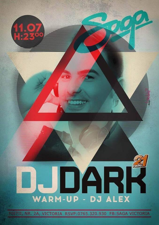 Dj Dark @ Saga (Victoria)