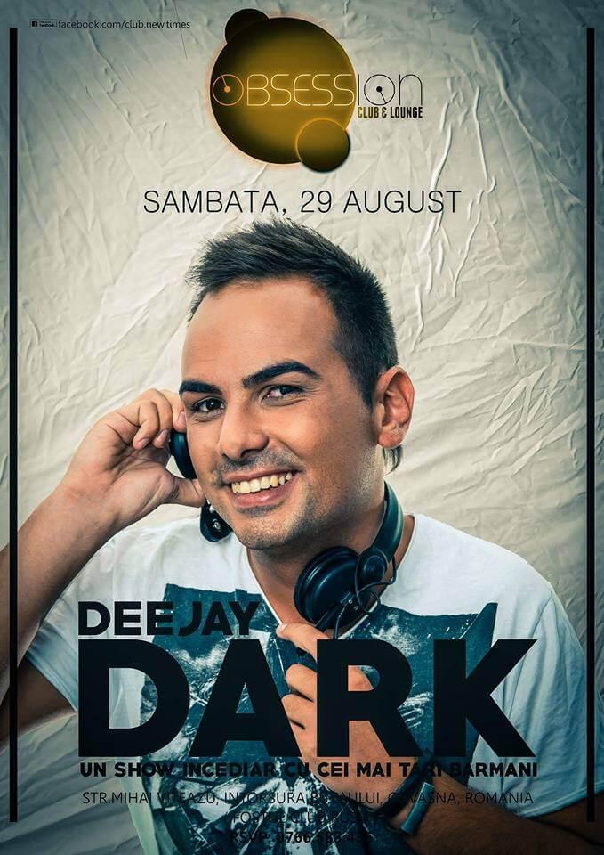 Dj Dark @ Obsession Club (Intorsura Buzaului)
