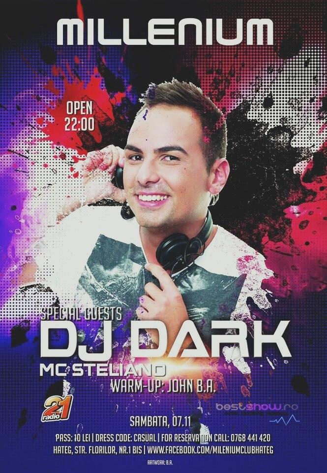 DJ Dark @ Millenium Club (Hateg)