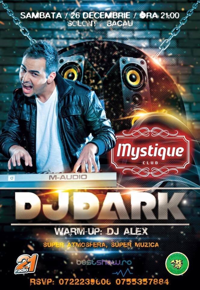 DJ Dark @ Mystique Club