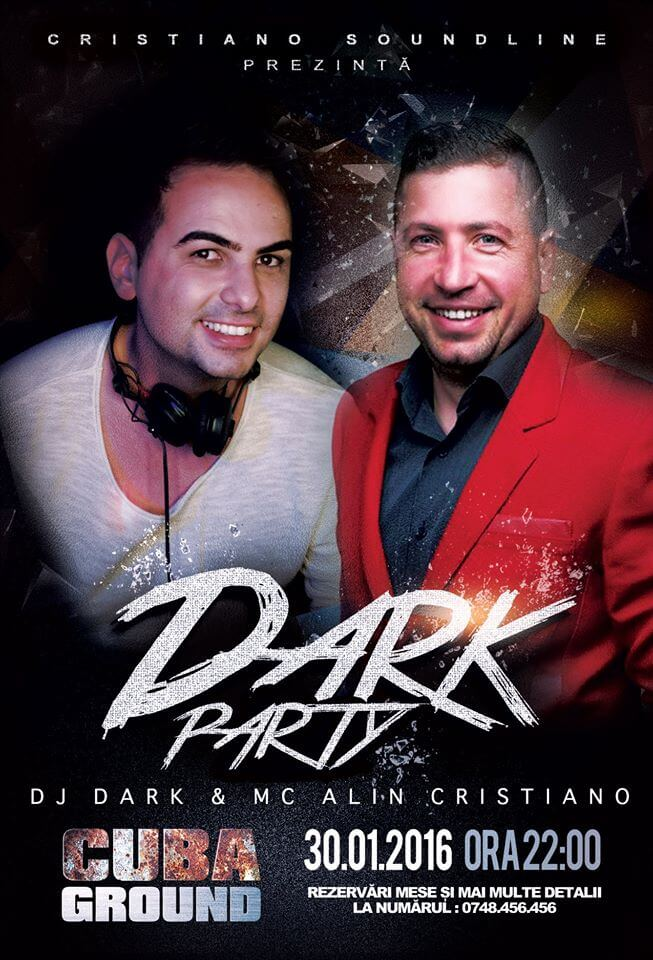 Dj Dark @ Cuba Ground (Targu-Mures)