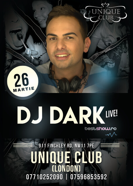 DJ Dark @ Club Unique (London)