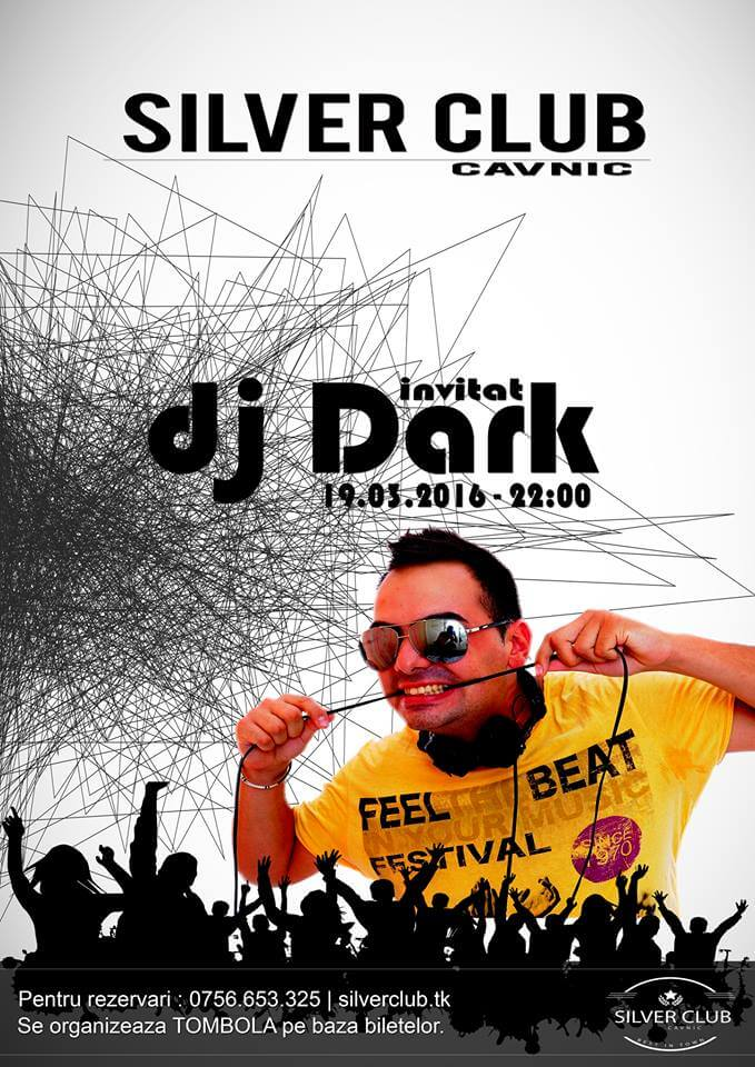 Dj Dark @ Silver Club (Cavnic)