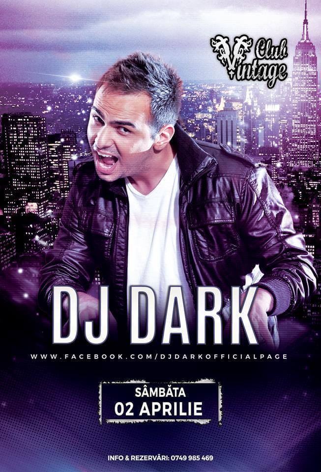 Dj Dark @ Vintage Club (Zalau)