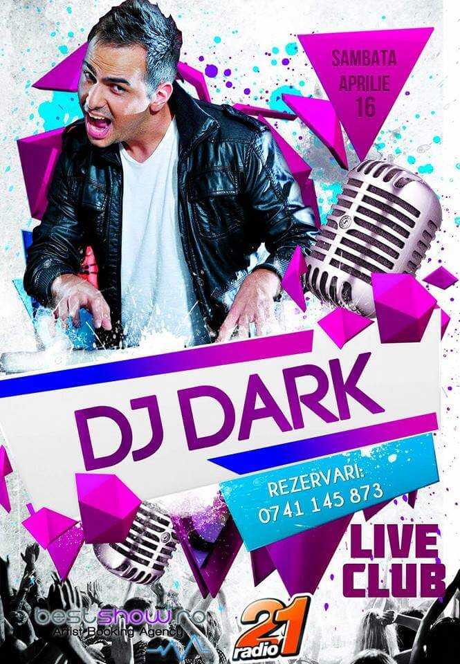 Dj Dark @ Live Club (Fagaras)