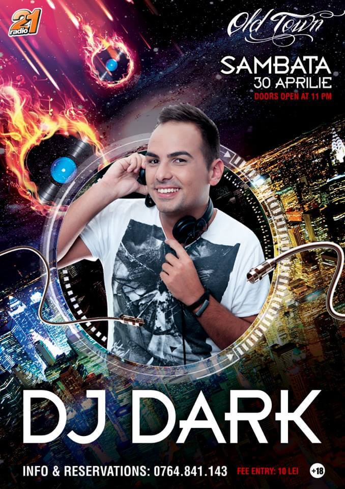 Dj Dark @ Old Town (30 April 2016