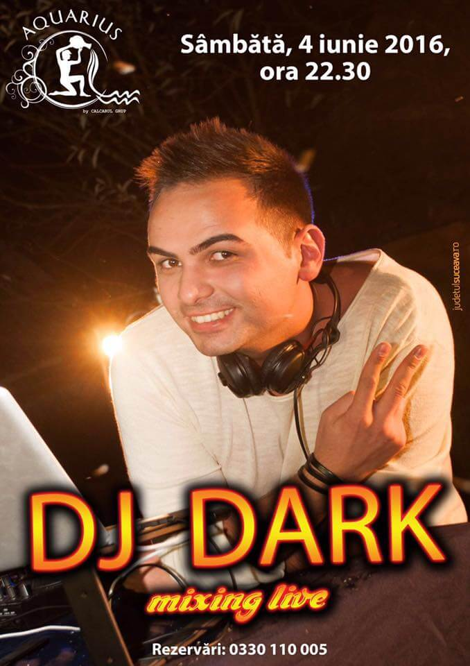 Dj Dark @ Aquarius