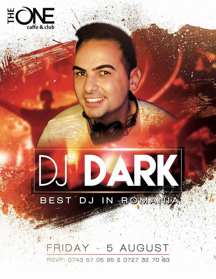Dj Dark @ Club The One (Bacau)