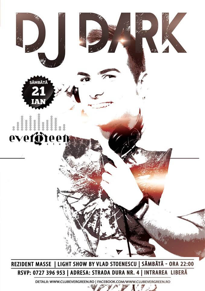 Dj Dark @ Evergreen (Baia Mare)