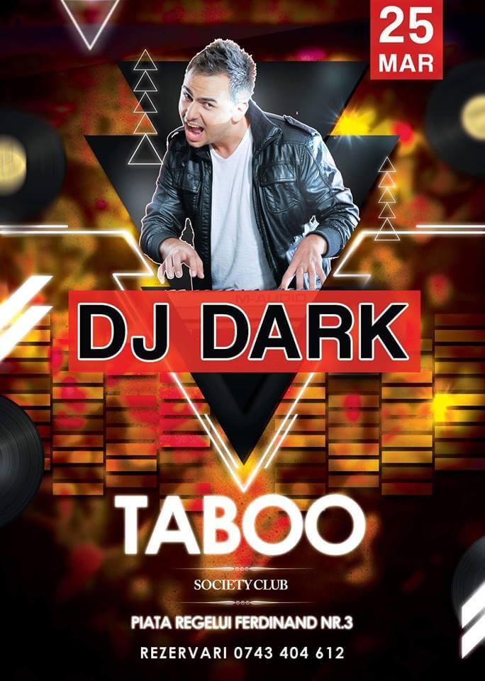 Dj Dark @ Taboo Society(Medias)