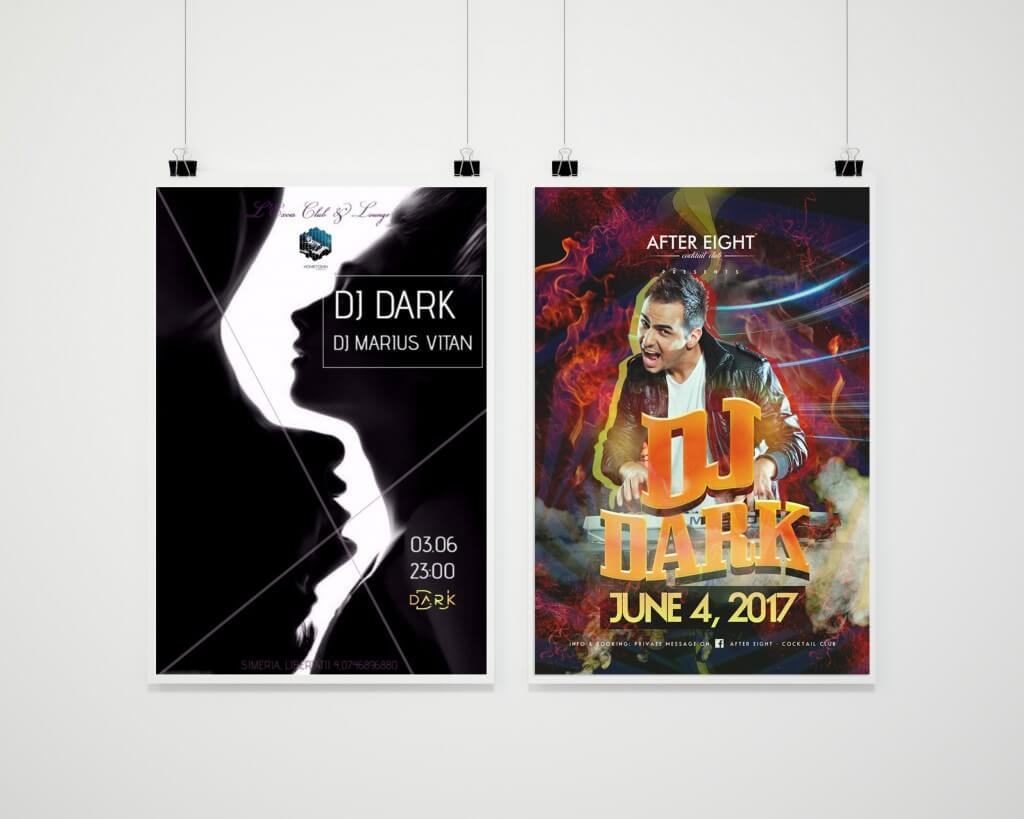 Dj Dark Posters